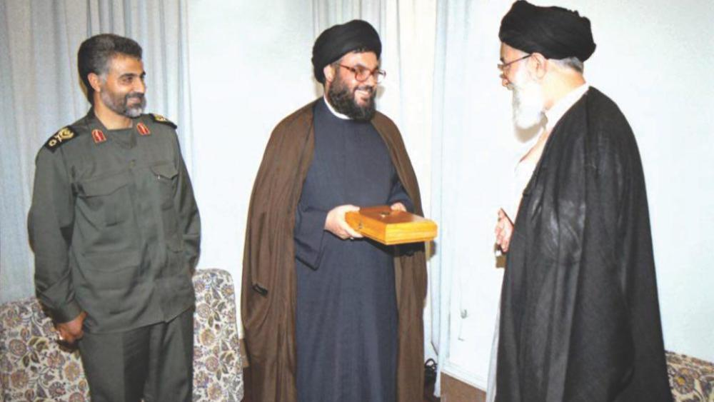 Nasrallah Invites the Iranian Shi'ite Legion to the Next War with Israel