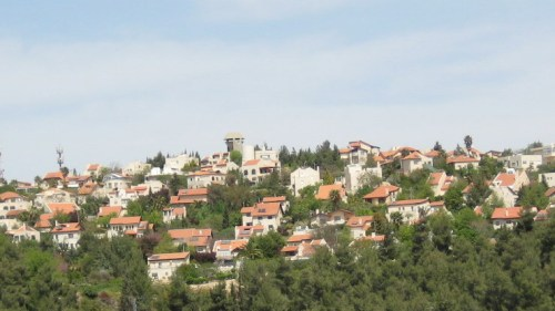 A view of Har Adar