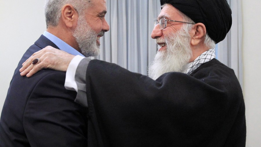 Iran and Hamas Reconnect