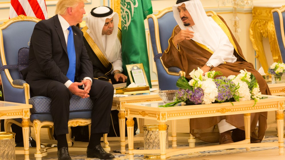 Is the Saudi Throne Shaking?