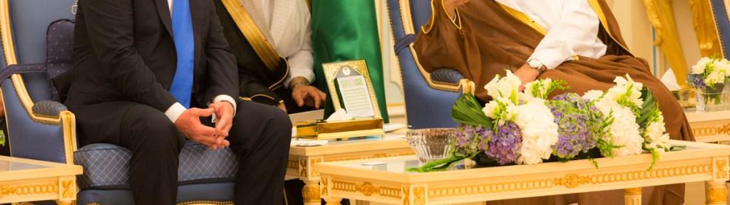 Is the Saudi Throne Shaking?
