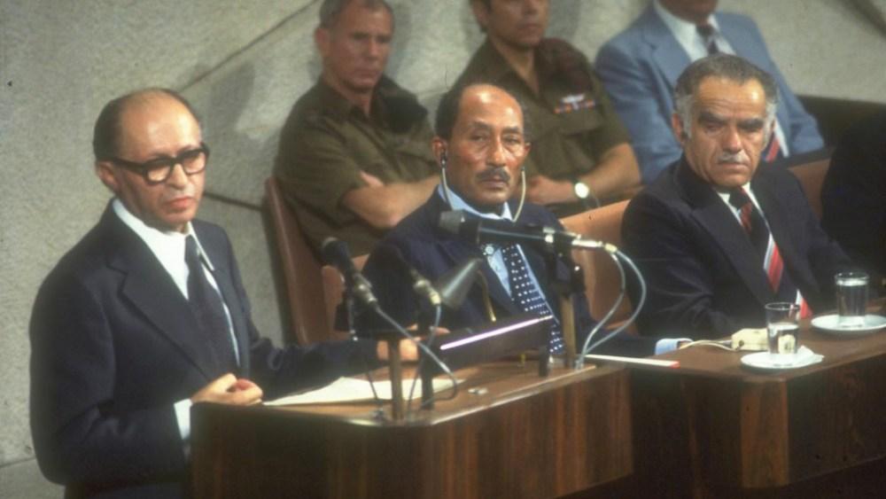 Sadat and Me in Jerusalem 40 Years Ago