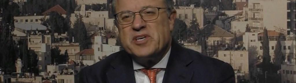 Dan Diker assesses Palestinian threat to Boycott U.S. President, VP, and Secretary of State