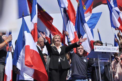 Jean-Marine Le Pen