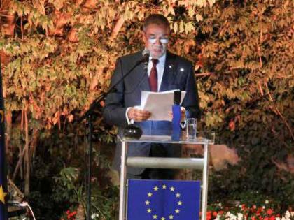 Ralph Tarraf, EU Representative to the West Bank, Gaza, and UNWRA