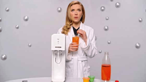SodaStream SuperBowl commercial