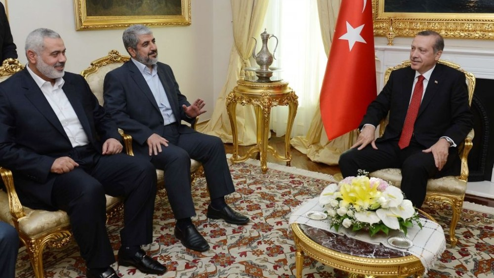 Turkey Embraces Hamas