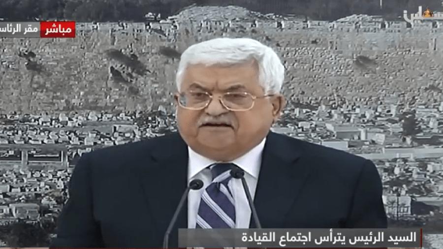 What Lies Behind Mahmoud Abbas' Latest Intemperate Speech?
