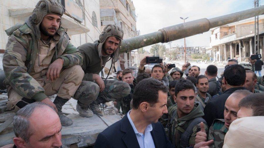 Bashar Assad's Deafening Silence