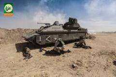 Hamas' military exercise