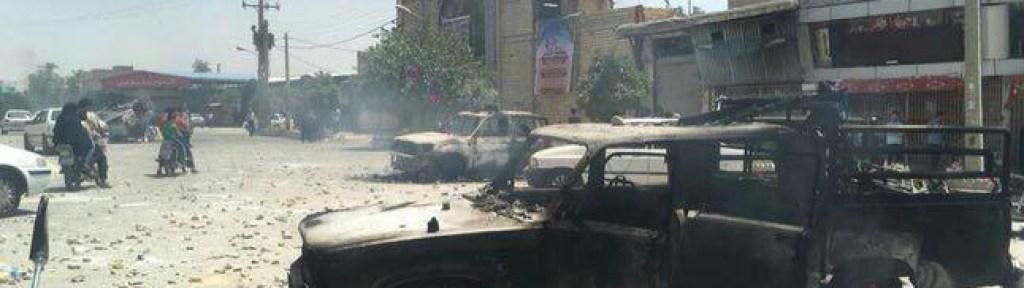 Iranian Demonstrators Killed in Violent Clashes in Kazerun