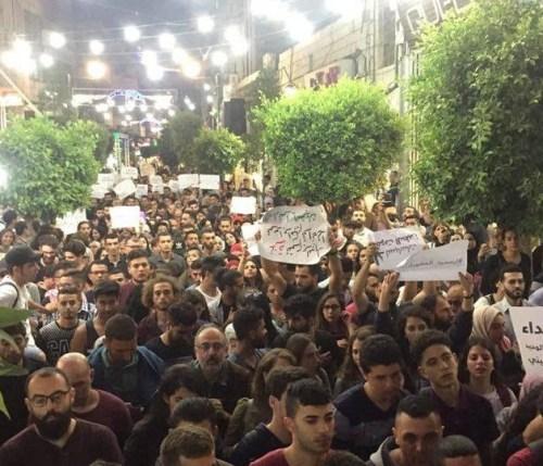 Gaza demonstration