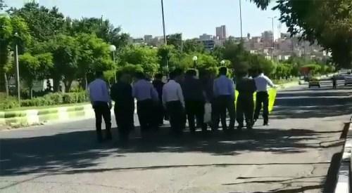 Al-Quds Day demonstrations in Iran