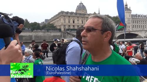 Nicolas Shahshahani