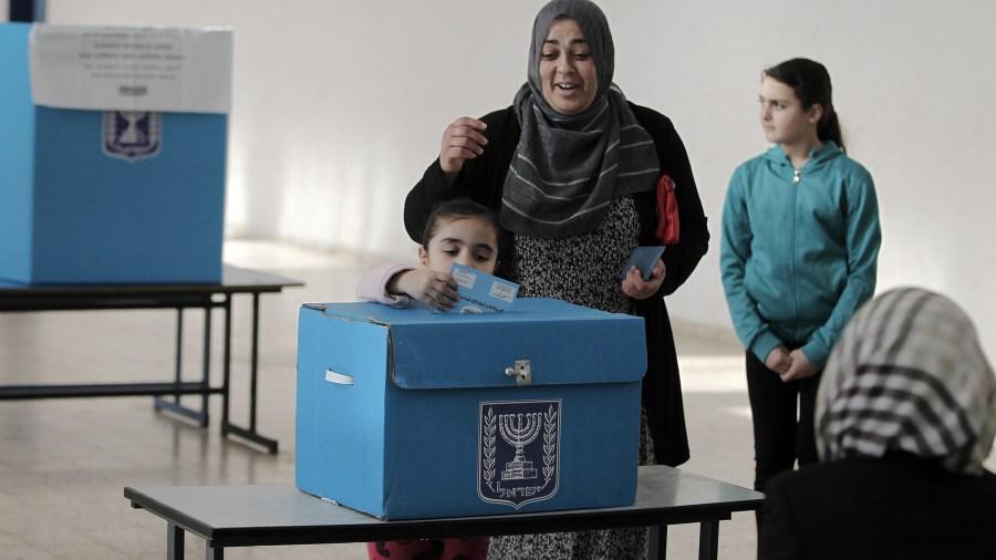 Palestinian Leaders Threaten Jerusalem's Arabs on Eve of City's Municipal Elections