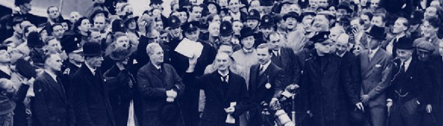 80 Years since the Munich Agreement