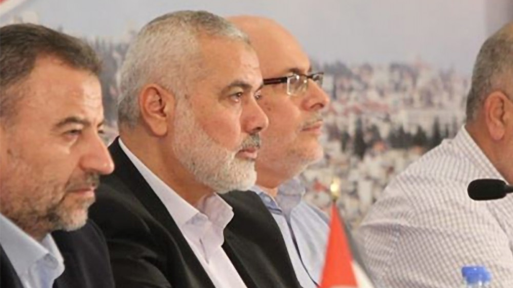 Negotiations in Cairo may lead to a realignment of Palestinian organizations