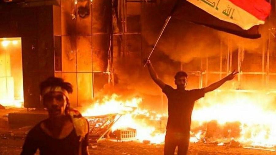 Does the Turmoil in Iraq Signal a Nationalist Awakening against Iran?