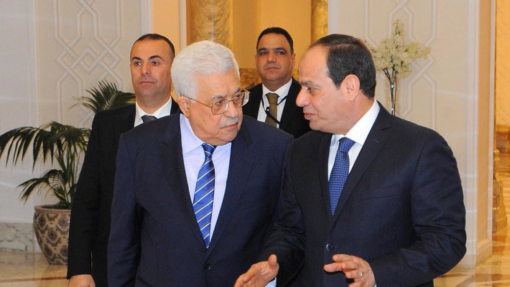Tension Grows Between the Palestinian Authority and Egypt