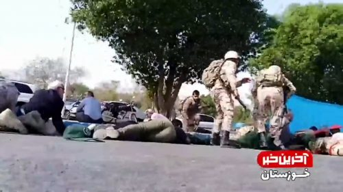 Attack on an Iranian parade in Ahvaz, Iran