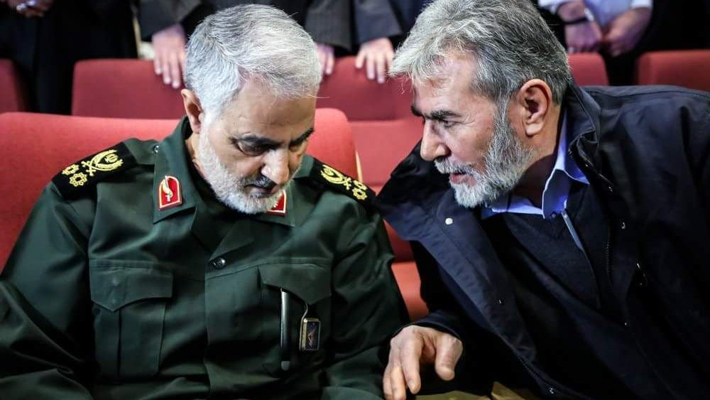 Iran Pushes for Escalation of Violence in Gaza