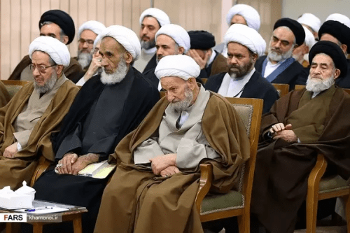 The men who rule the Islamic Republic of Iran