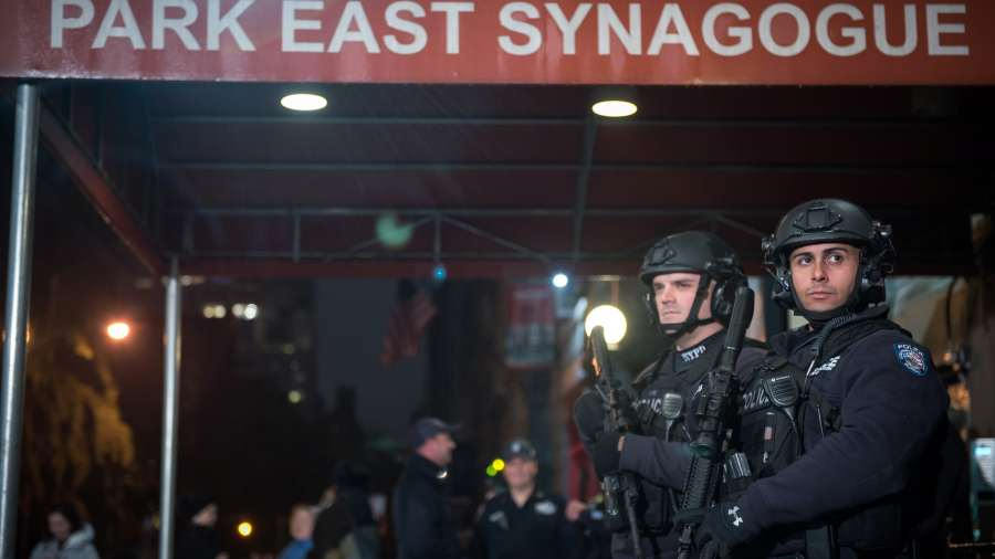 After the Pittsburgh Synagogue Massacre, It's Time to Adopt an International Convention on the Crime of Anti-Semitism