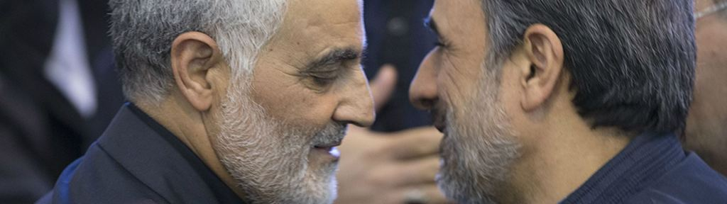Mahmoud Ahmadinejad vs. Qasem Soleimani – The Tehran Tangle