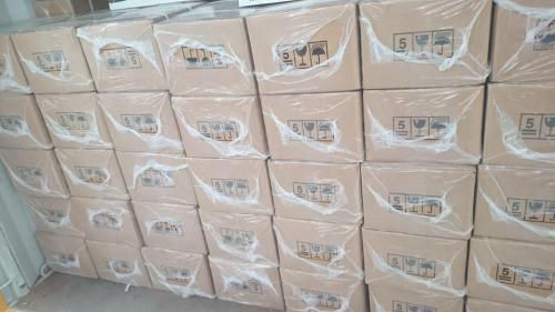 Shipment of Ekol pistols