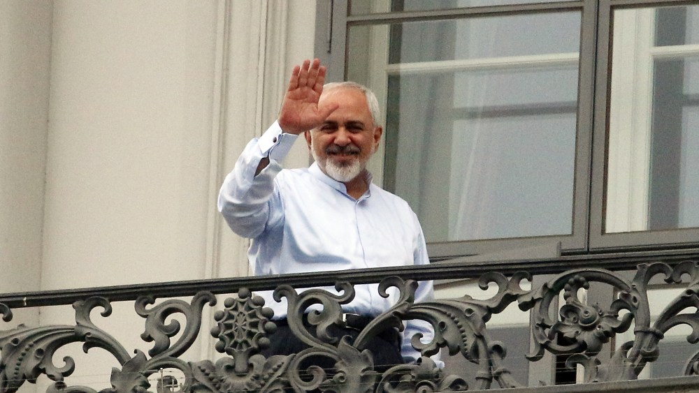 Iran's Foreign Minister Zarif Announces Resignation