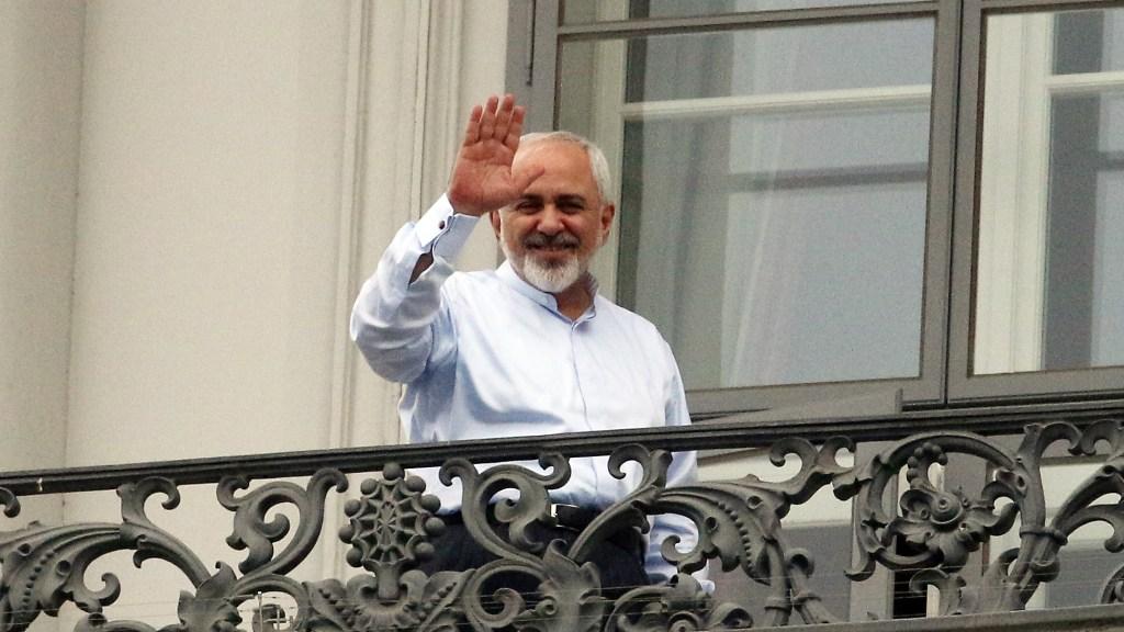 Iran's Foreign Minister Zarif Announces Resignation