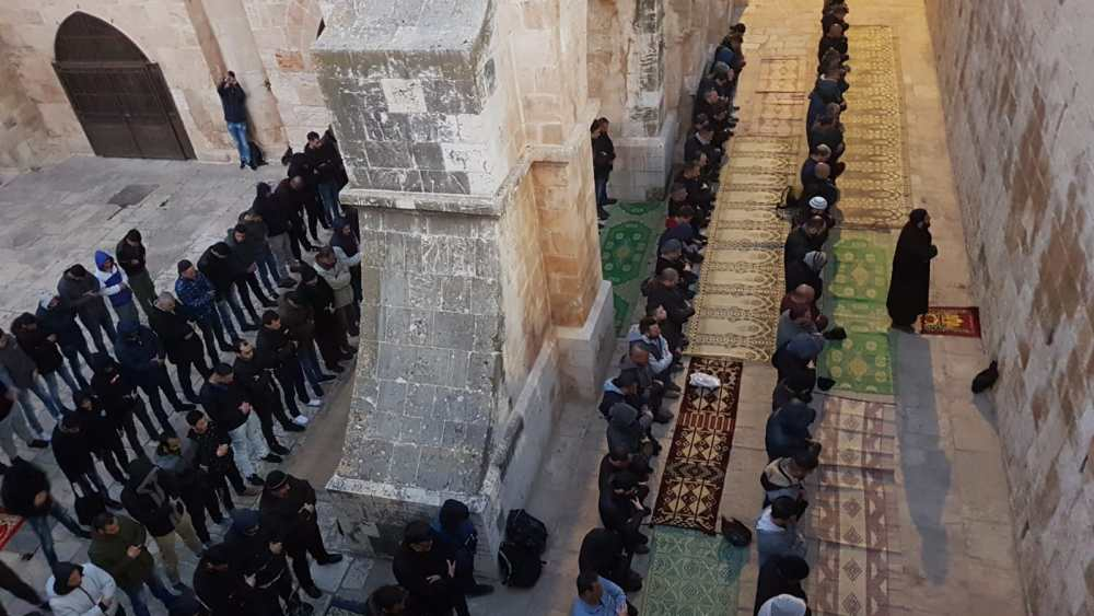 Who Is Breaking the Status Quo on the Temple Mount?