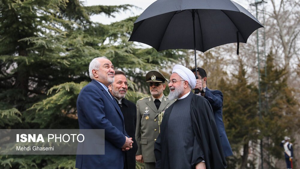 Iran's President Rejects Foreign Minister Zarif's Resignation