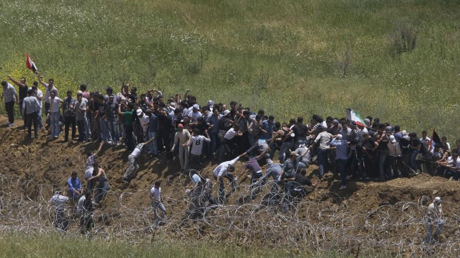 "Did Hamas Lose Control of the Gaza ""Return"" Marches along Israel's Fence?"