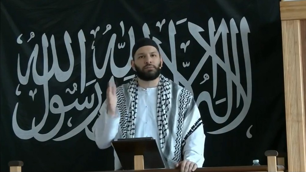 """Why do Canadian Imams call Jews """"the sons of the pigs and apes""""?"""