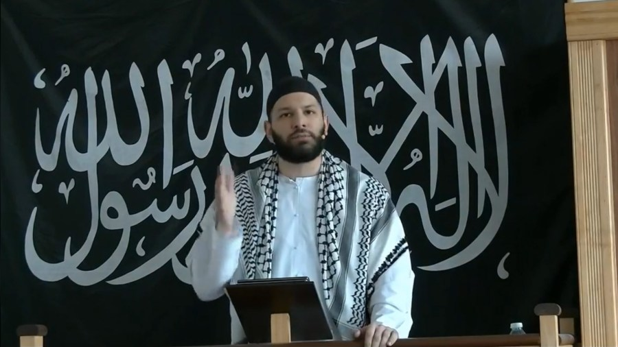 "Why do Canadian Imams call Jews ""the sons of the pigs and apes""?"