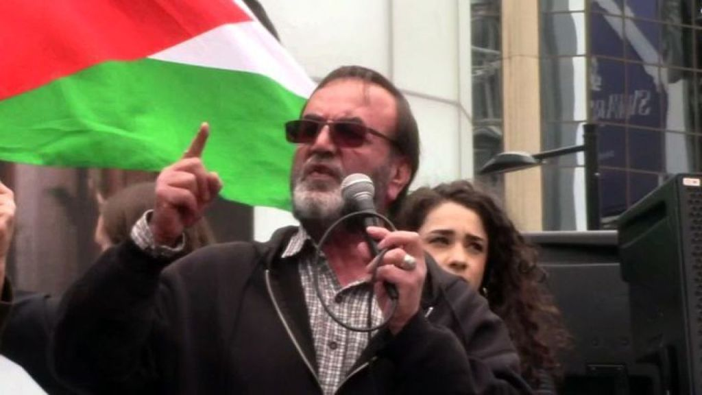 """Toronto protest: Palestinians have right to """"resist"""" Israel """"by any means necessary"""""""
