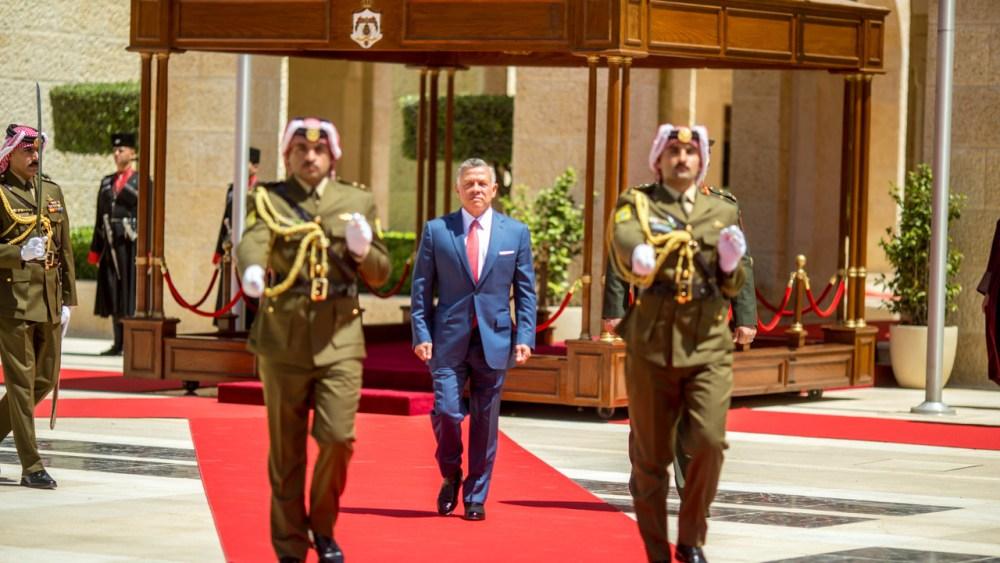 The Plot against the King of Jordan