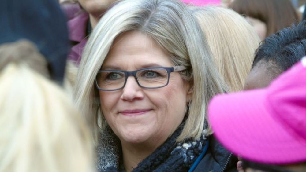 Andrea Horwath's riding association endorses BDS against Israel