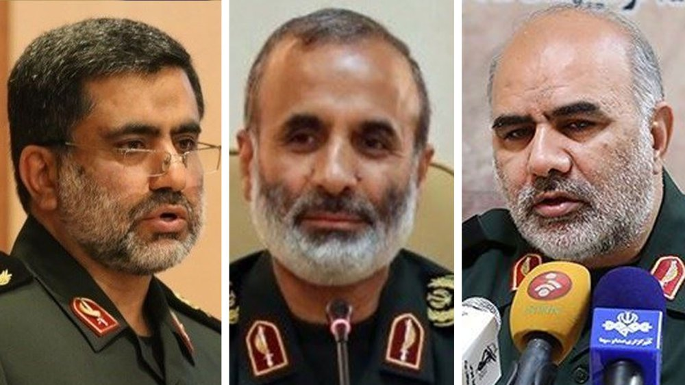 Are Senior Iranian Revolutionary Guard Figures Defecting? Were Others Arrested?