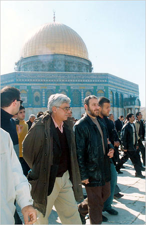 Prof. Sari Nusseibeh on the Temple Mount