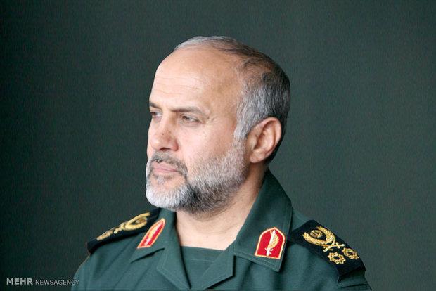 Major General Gholam Ali Rashid