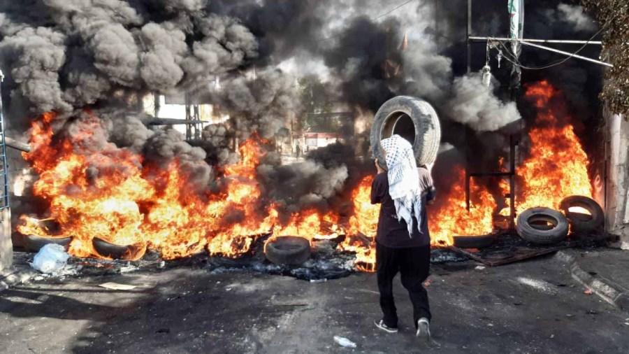The New Palestinian Intifada – In Lebanon