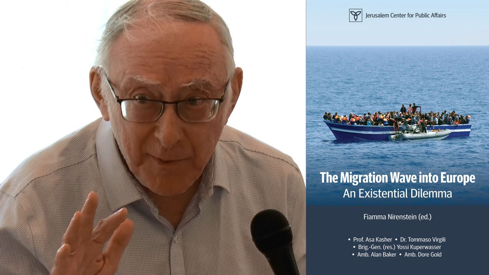 Proportionality and Non-Indifference in Our Response to Immigration