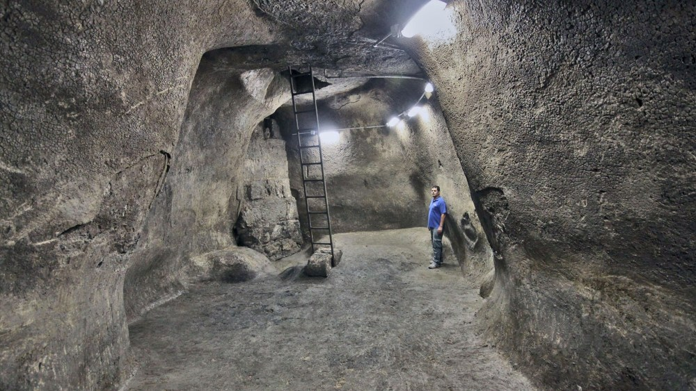 The Forgotten Discovery:  A First Temple Era Water Cistern near the Temple Mount in Jerusalem