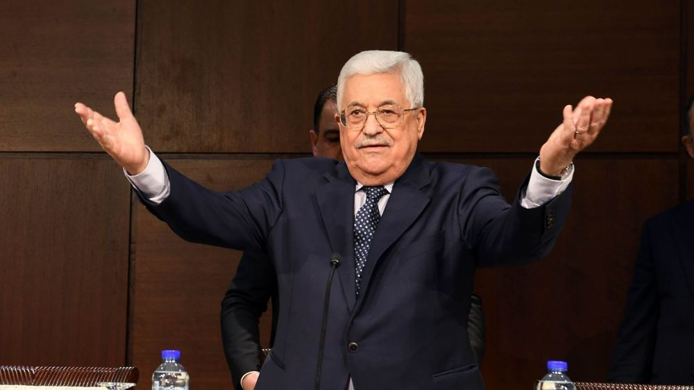 Abbas Tries to Convince the Palestinian Public He's Not Corrupt