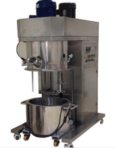 planetary industrial mixer