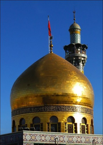 The mosque and tomb of Zaynab