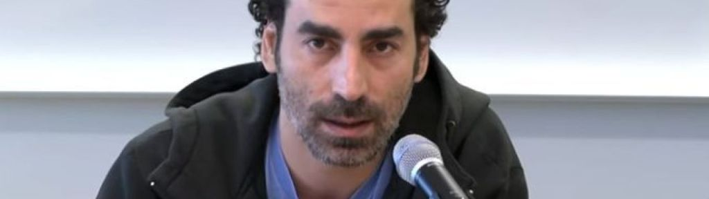 "Laith Marouf: ""Zionism is Nazism"""