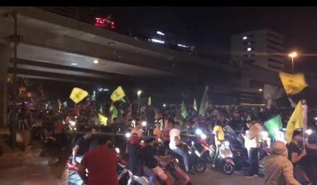 Hizbullah motorcycles